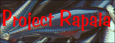 Project Rapala banner